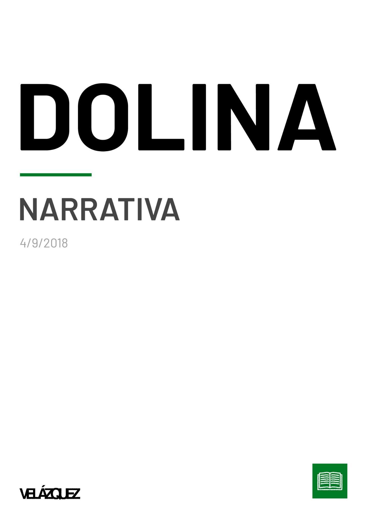 Dolina - Narrativa - Fabri Velázquez