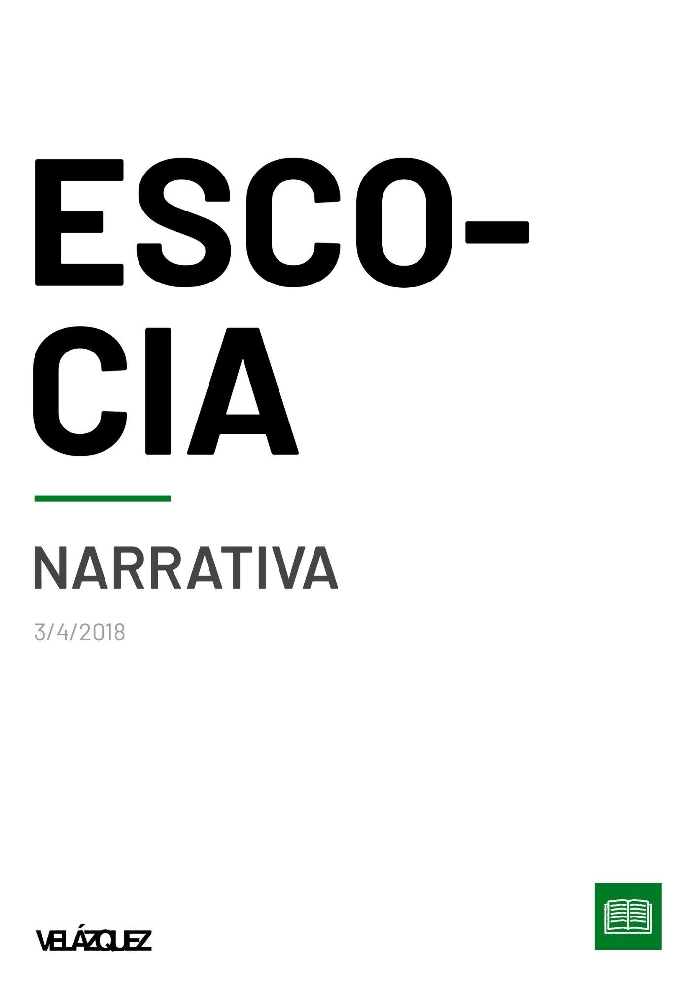 Escocia - Narrativa - Fabri Velázquez