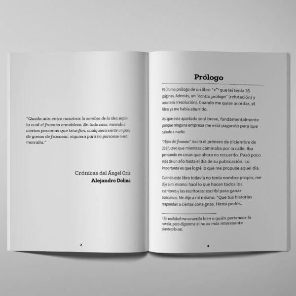 Hijas del fracaso - Libro abierto 2 - Fabri Velázquez