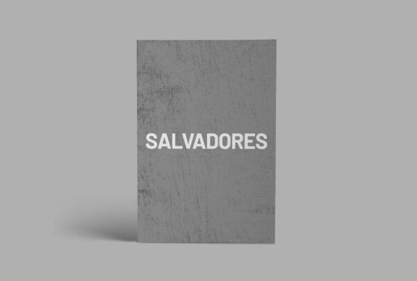 Salvadores [2009] - Tapa - Fabri Velázquez