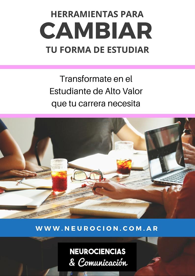 Infoproducto de Neuroción - Fabri Velázquez