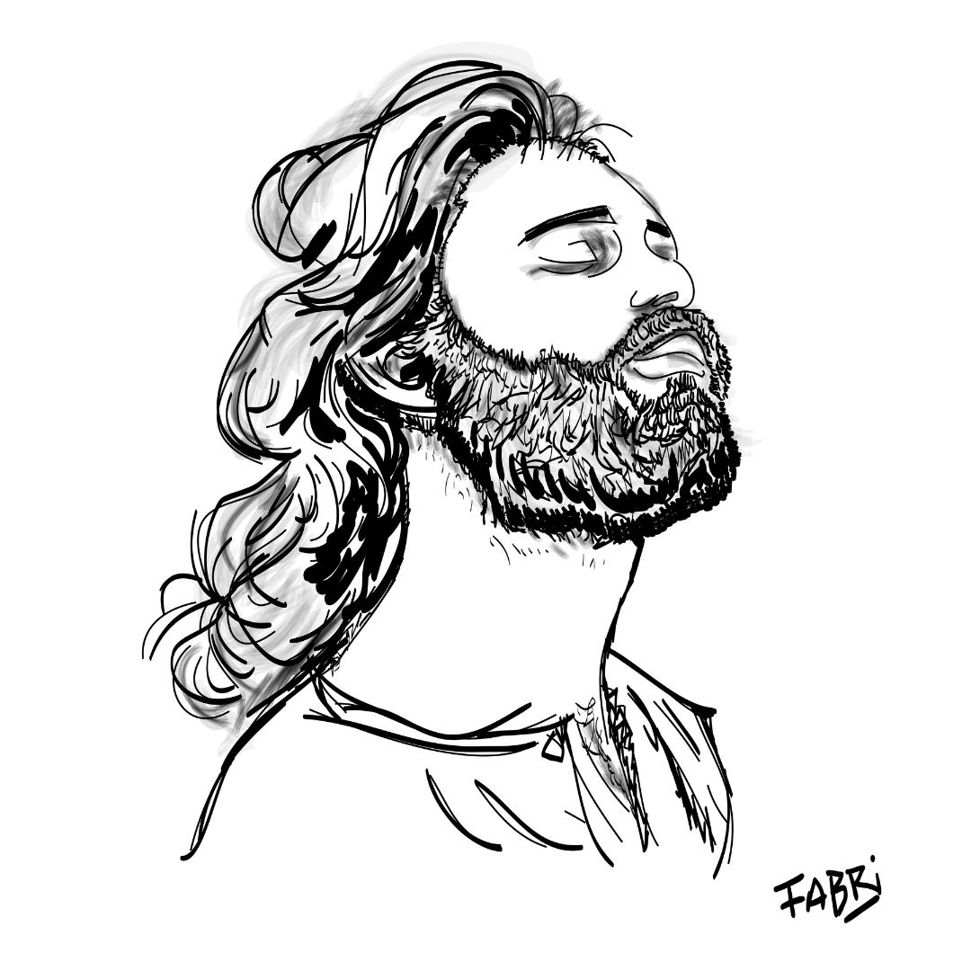 Portfolio Fabri Velázquez - Jim Morrison