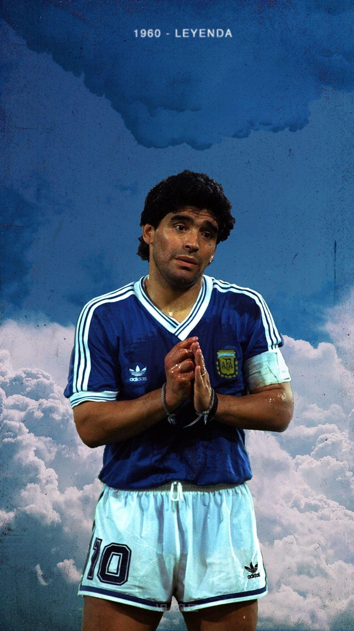 Portfolio de Fabri Velázquez - Diego Maradona
