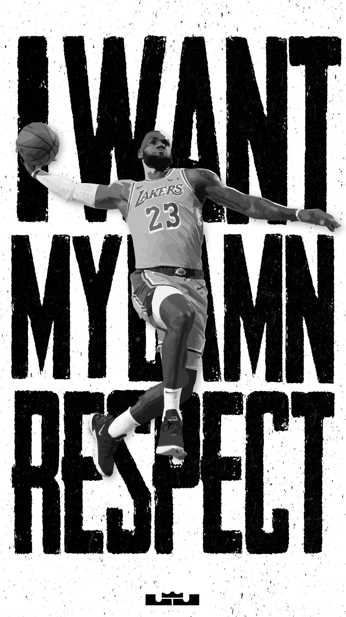 Portfolio de Fabri Velázquez - LeBron James - I want my damn respect