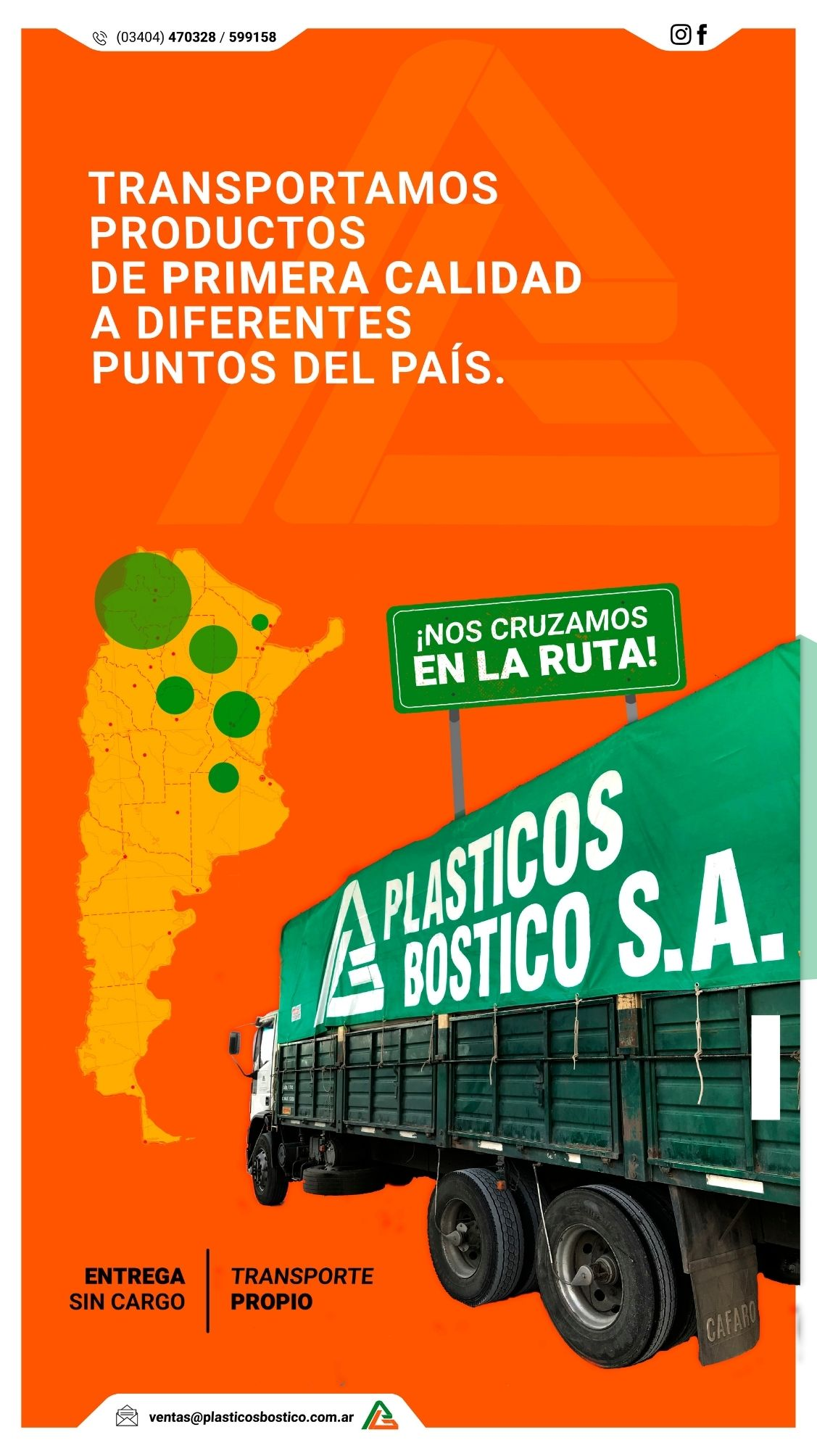 Portfolio de Fabri Velázquez - Plásticos Bostico